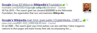 See Your Image On Google Search Results Along With Your Blog Articles