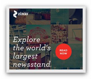Zinio Special Offer 2013