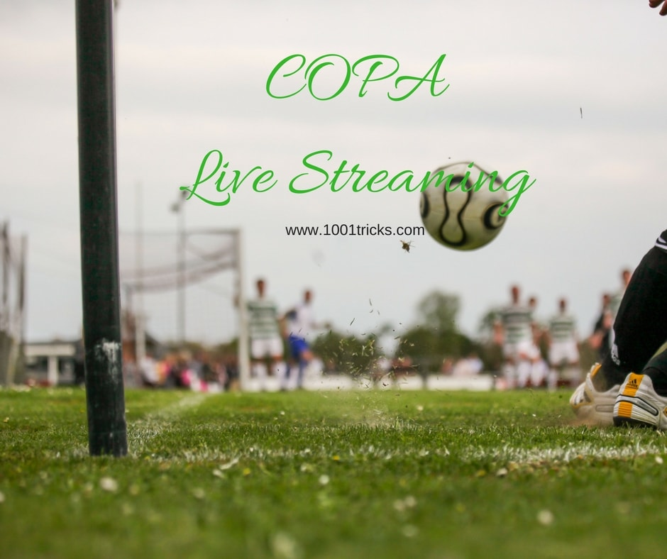 COPA live 1001tricks.com